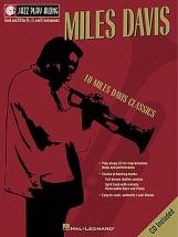 Jazz Play Along : Miles Davis Vol 2 (pour Vents)