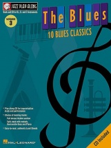 Jazz Play Along Vol.3 - The Blues + Cd
