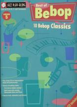 Jazz Play Along Vol.05 10 Bebop Classics Bb, Eb, C Inst. Cd