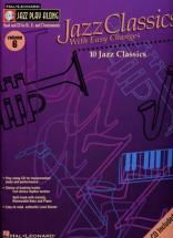 Jazz Play Along Vol.06 Jazz Classics Bb, Eb, C Inst. Cd
