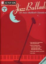 Jazz Play Along Vol.04 Jazz Ballads Bb, Eb, C Inst. Cd