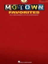 Motown Favorites Violin + Cd - Violin