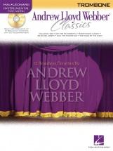 Andrew Lloyd Webber Classics + Cd - Trombone