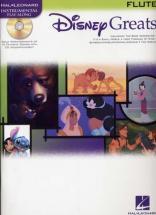 Disney Greats Flute + Cd