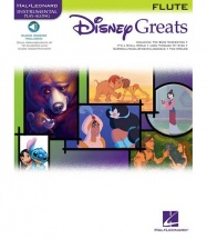 DISNEY GREATS FLUTE + MP3