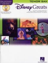 Disney Greats Tenor Saxophone - Tenor Saxophone