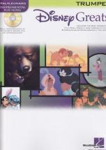 Disney Greats Trumpet + Cd