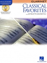Classical Favourites + Cd - Clarinet