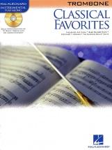 Classical Favourites + Cd - Trombone