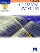 Classical Favourites Violin + Cd - Violin
