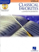 Classical Favourites + Cd - Viola