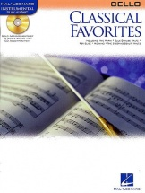 Classical Favourites + Cd - Cello