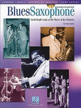 Blues Saxophone Avec Cd (sax Ténor)