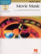 Movie Music - Alto Saxophone