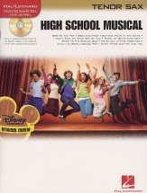 High School Musical Selections + Cd - Tenor Saxophone