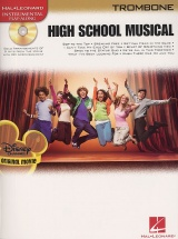 High School Musical Selections + Cd - Trombone