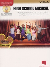 High School Musical Selections + Cd - Viola