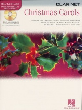 Instrumental Play-along Christmas Carols - Clarinet