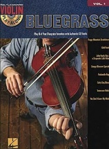 Violin Play-along Vol.1 Bluegrass - Violon