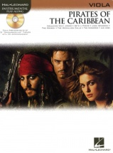 Klaus Badelt - Pirates Of The Caribbean + Cd - Viola