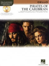 Klaus Badelt Pirates Of The Caribbean + Cd - Cello