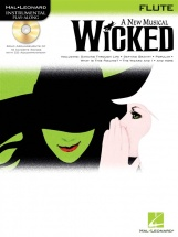 Wicked - A New Musical For + Cd - Flute