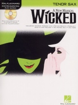 A New Musical Wicked For Tenor Sax + Cd - Tenor Saxophone