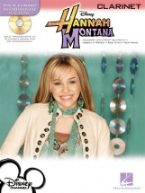 Instrumental Play-along - Hannah Montana + Cd - Clarinet