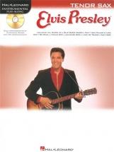 Instrumental Play Along - Elvis Presley + Cd - Tenor Saxophone