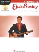 Instrumental Play Along - Elvis Presley + Cd - Trombone