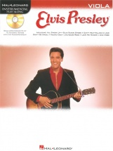 Instrumental Play Along - Elvis Presley + Cd - Viola