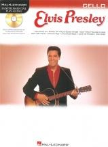 Instrumental Play Along - Elvis Presley + Cd - Cello