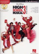 Instrumental Play Along High School Musical 3 Clarinette + Cd