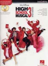 Instrumental Play Along High School Musical 3 Cor + Cd