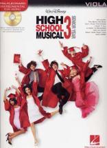 Instrumental Play Along High School Musical 3 Alto + Cd