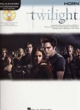 Instrumental Play Along Twilight Cor + Cd