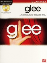 Instrumental Play-along Glee + Cd - Clarinet