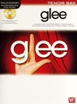Instrumental Play-along Glee + Cd - Tenor Saxophone