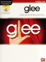 Instrumental Play-along Glee Violin + Cd - Violin