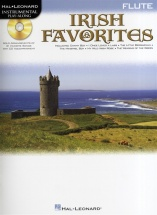Instrumental Play-along - Irish Favorites + Cd - Flute