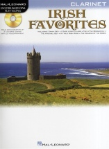 Instrumental Playalong - Irish Favorites + Cd - Clarinet