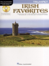 Instrumental Play-along Irish Favorites - Trumpet
