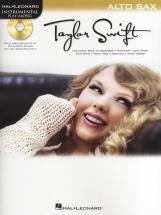 Instrumental Play Along - Swift Taylor + Cd - Alto Saxophone