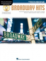 Instrumental Play Along - Broadway Hits + Cd - Trombone
