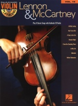 Violin Play Along Volume 19 - Lennon And Mccartney + Cd - Violin