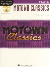 Instrumental Play Along - Motown Classics Flute - Flute
