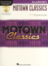 Instrumental Play Along - Motown Classics + Cd - Clarinet