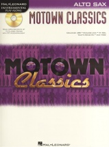 Instrumental Play Along - Motown Classics + Cd - Alto Saxophone