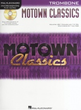 Instrumental Play Along - Motown Classics + Cd - Trombone