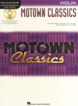 Instrumental Play Along - Motown Classics Violin + Cd - Violin